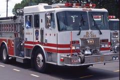Пожарная машина DC Вашингтона стоковая фотография