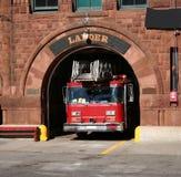 пожарное депо Стоковые Фотографии RF