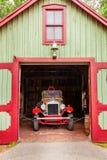 Пожарное депо Стоковое Изображение
