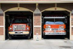пожарные машины Стоковое Фото