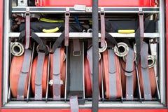 Пожарные рукава стоковая фотография