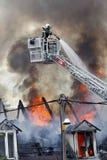 пожарные Стоковое Изображение