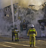 Пожарные Стоковое Изображение RF