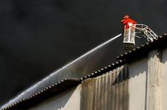 пожарные Стоковые Фотографии RF