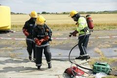 Пожарные Стоковое фото RF