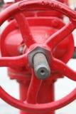 пожарный клапан бой Стоковые Изображения