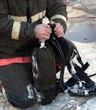 пожарный оборудования Стоковое Изображение RF