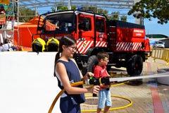 пожарный Стоковые Фото