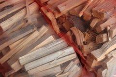 пожары разжигая стоковое изображение