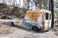 пожары Стоковое фото RF