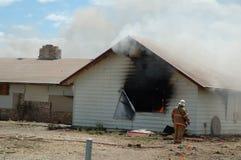 пожар бой стоковые изображения rf