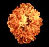 пожар взрыва Стоковое Фото