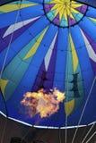 пожар внутрь Стоковое Изображение RF