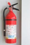 пожар гасителя Стоковое фото RF