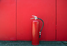 пожар гасителя Стоковые Изображения