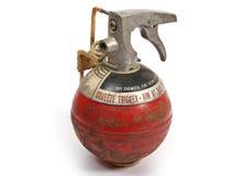 пожар гасителя Стоковая Фотография