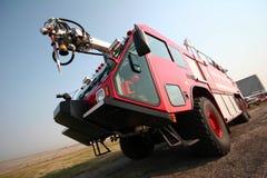 пожар двигателя Стоковая Фотография