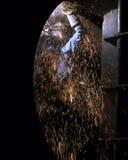 пожар дуги Стоковое Фото
