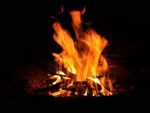 пожар дьявола Стоковые Фото