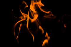 Пожар и пламя стоковые фото