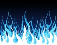 пожар предпосылки Стоковое Изображение RF