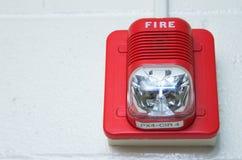 пожар сигнала тревоги Стоковая Фотография RF