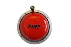 пожар сигнала тревоги Стоковые Фотографии RF