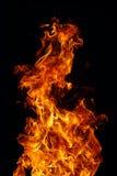 пожар совершенный стоковое изображение