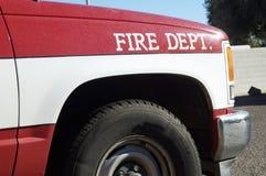 Пожар & спасение стоковые изображения rf