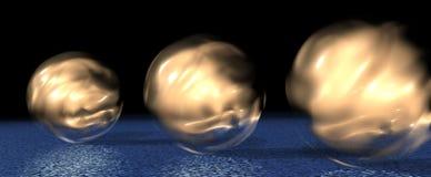 пожар шариков Стоковые Изображения RF