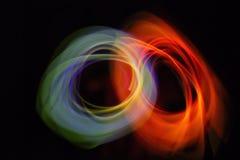 Пожар & льдед Стоковое Изображение RF