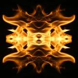 пожар эмблемы стоковые фотографии rf