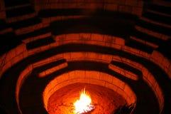 пожар 02 стоковая фотография rf