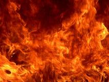 пожар 03 Стоковая Фотография RF