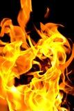 пожар 2 стоковая фотография