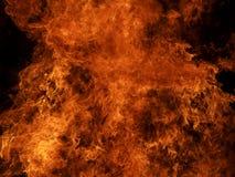 пожар 2 Стоковое Изображение RF