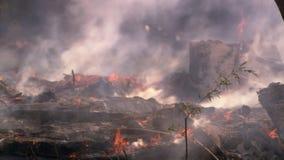 пожар сток-видео