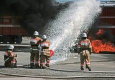 пожар Стоковое фото RF
