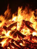 пожар Стоковые Изображения RF