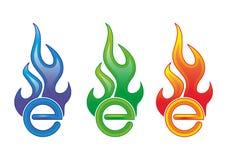 пожар e Стоковые Изображения