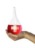 пожертвование крови Стоковое Изображение RF