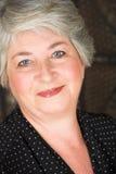 пожилая итальянская женщина Стоковые Изображения