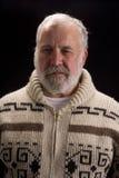 пожилая съемка человека Стоковое Фото