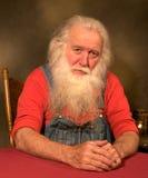пожилой джентльмен Стоковое фото RF