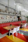 пожилой ресторан дома Стоковое фото RF