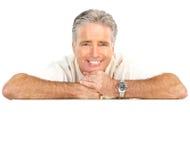 пожилой человек стоковое изображение rf