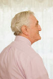 пожилой портрет человека Стоковое Изображение