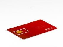 Карточка SIM Стоковое Фото