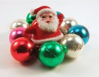 Позвольте нам иметь шарик это рождество! стоковое фото rf