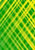 позеленейте нашивки Стоковое фото RF